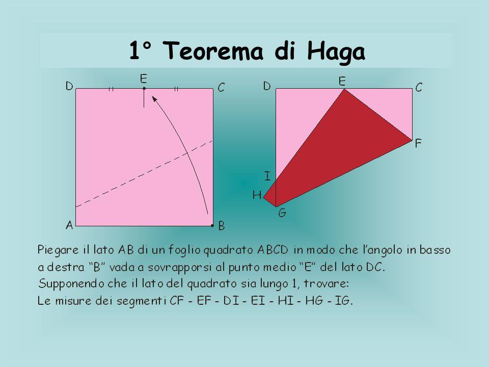 1° Teorema di Haga