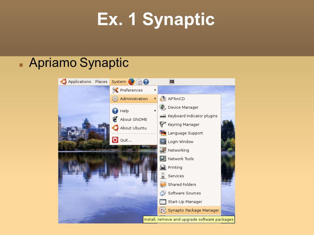 Ex. 1 Synaptic Apriamo Synaptic