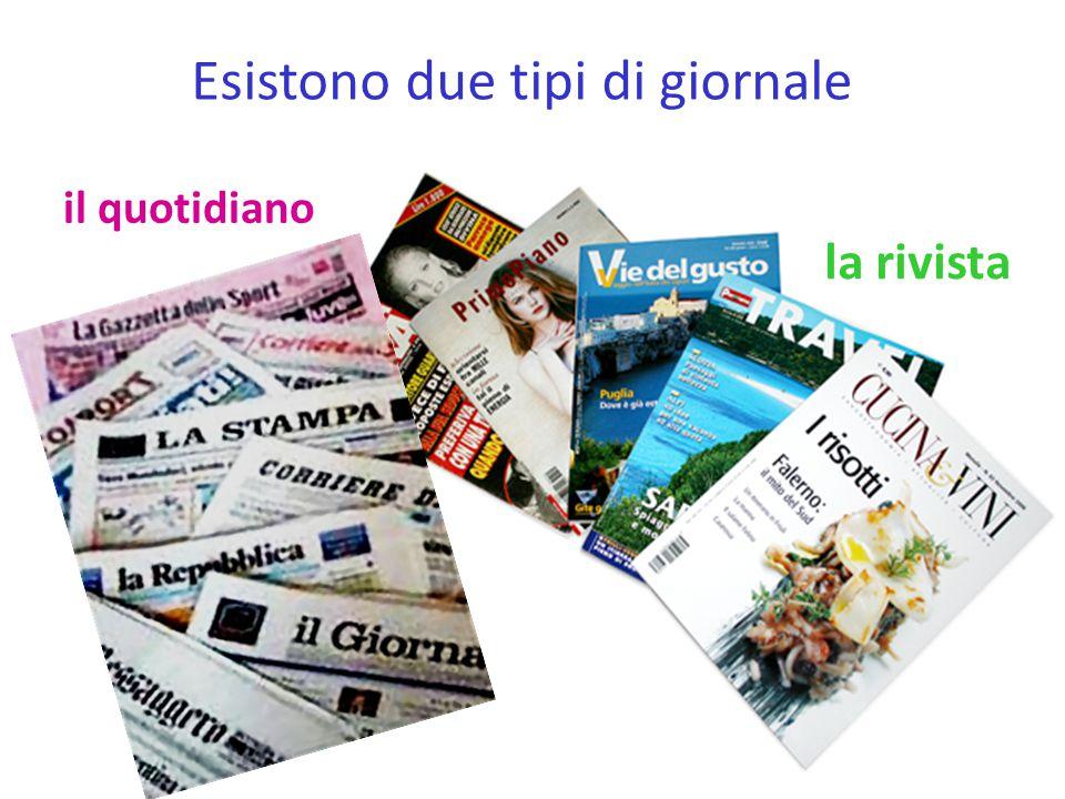 TAGLIO ALTO, MEDIO, BASSO La pagina si può suddividere in tre zone orizzontali.