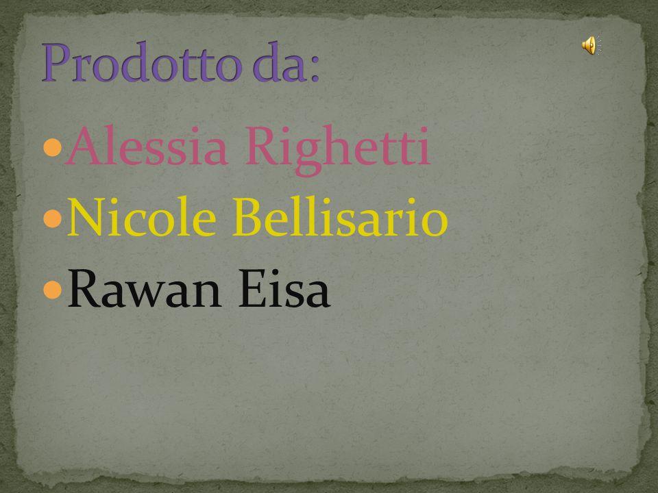 Alessia Righetti Nicole Bellisario Rawan Eisa