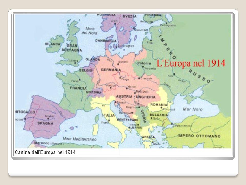 Grande Serbia Unione dei territori con popolazione slava filo serba sotto la Corona dei Karageorgevic