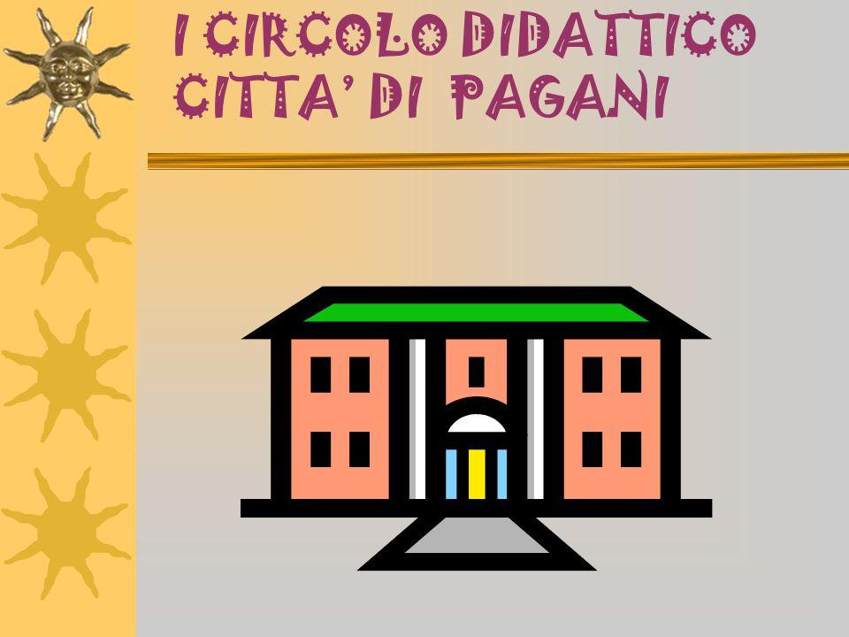 I CIRCOLO DIDATTICO CITTA DI PAGANI