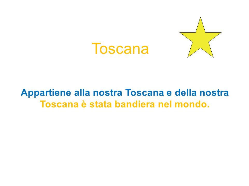 Toscana Il toscano di Margherita è un toscano che sa di pane, di terra, di popolo.