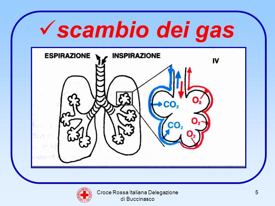 Croce Rossa Italiana Delegazione di Buccinasco 5 C O N V E N Z I O N E D I G I N E V R A 2 2 A G O S T O 1 8 6 4 scambio dei gas