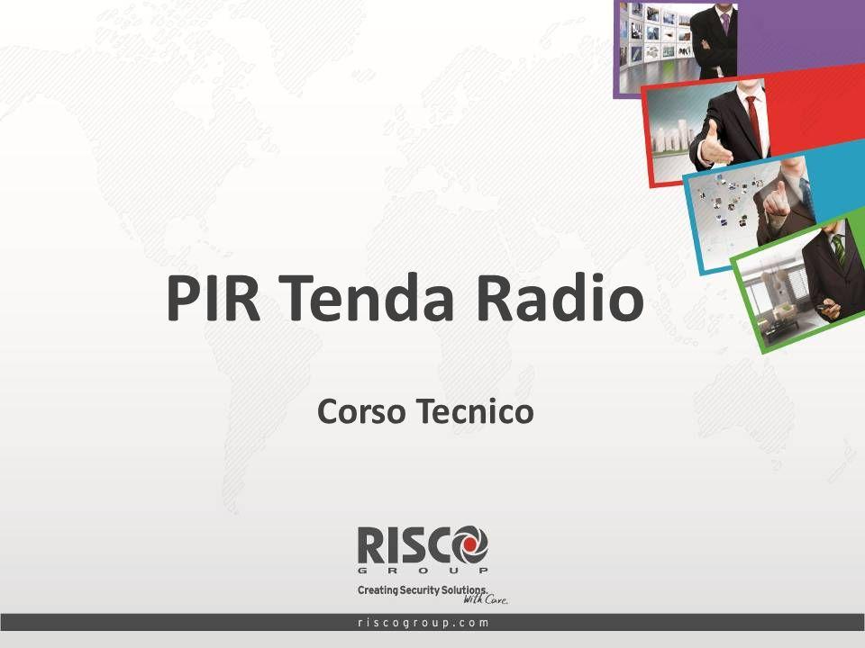 1 PIR Tenda Radio Corso Tecnico