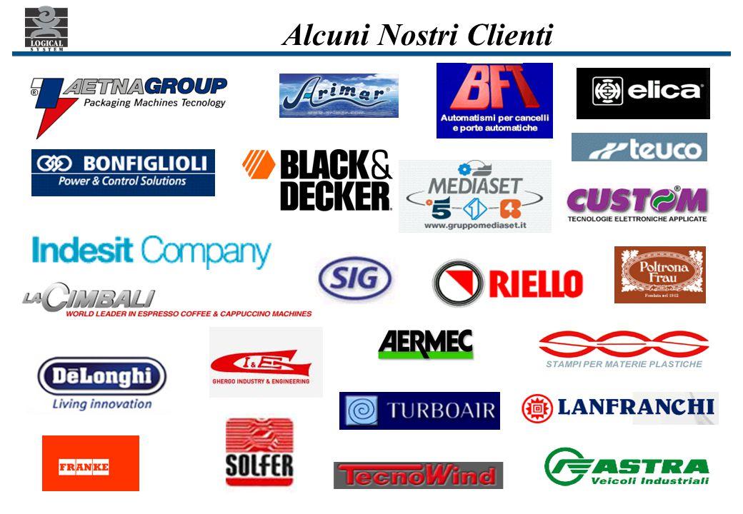 Alcuni Nostri Clienti ERP