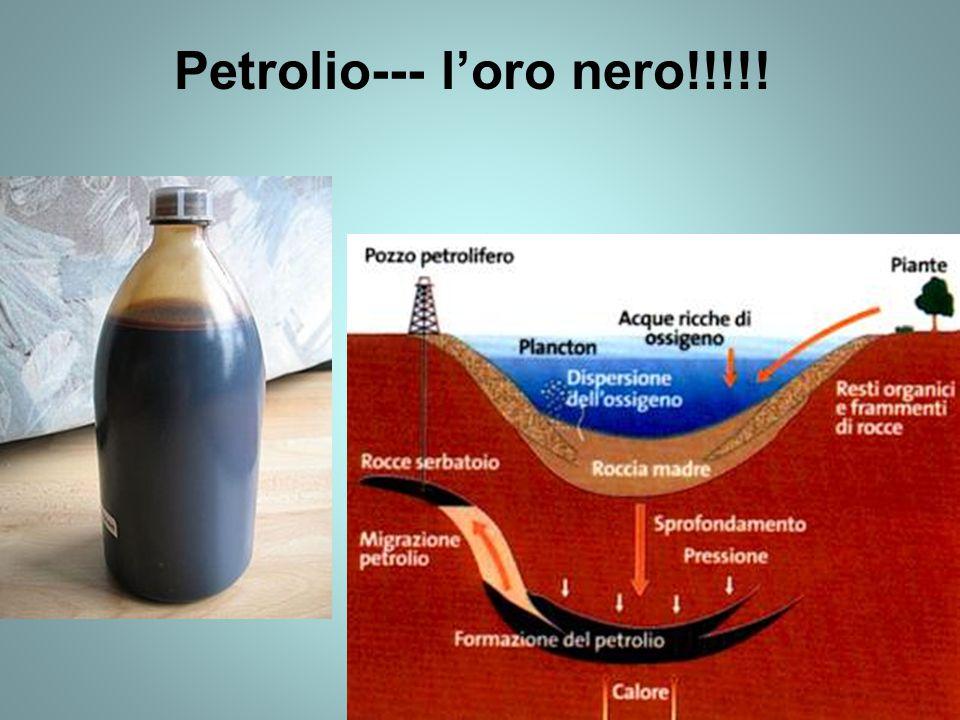 5 Petrolio--- loro nero!!!!!