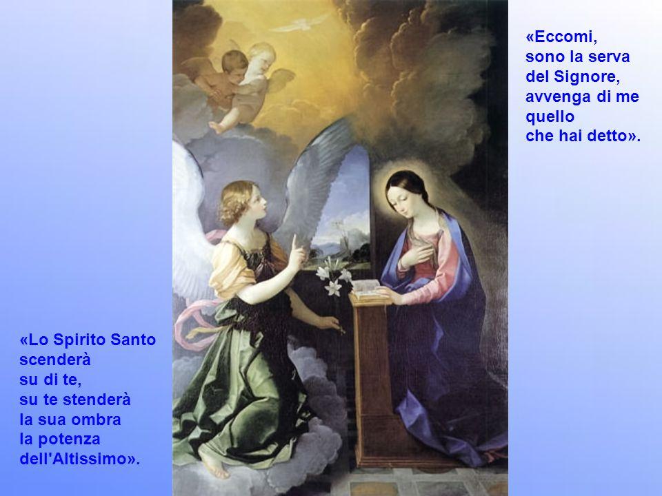 Canto dell Angelus S.L Angelo del Signore portò l annuncio a Maria.