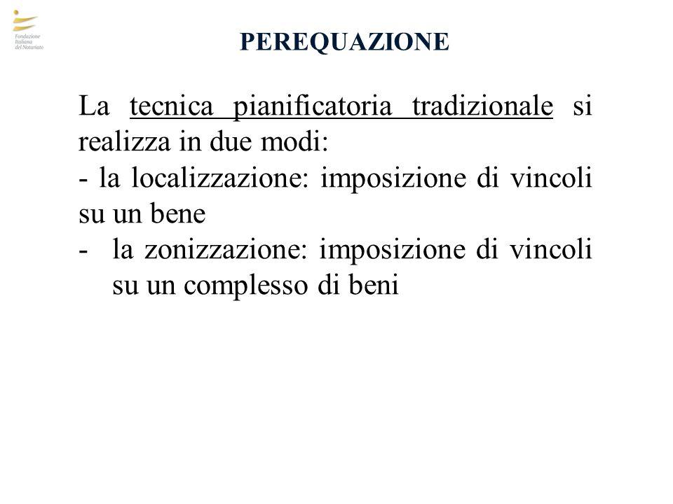 COMPENSAZIONE Lart.11 comma 3 della legge Lombardia 11 marzo 2005 n.