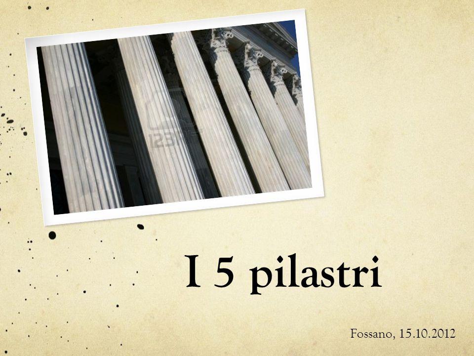 I 5 pilastri Fossano, 15.10.2012