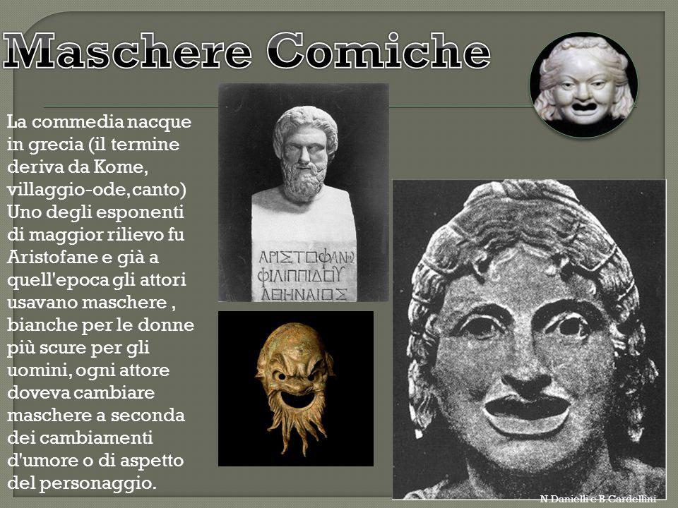 La commedia nacque in grecia (il termine deriva da Kome, villaggio-ode, canto) Uno degli esponenti di maggior rilievo fu Aristofane e già a quell'epoc