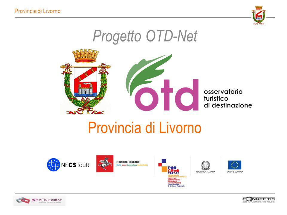 Progetto OTD-Net Provincia di Livorno