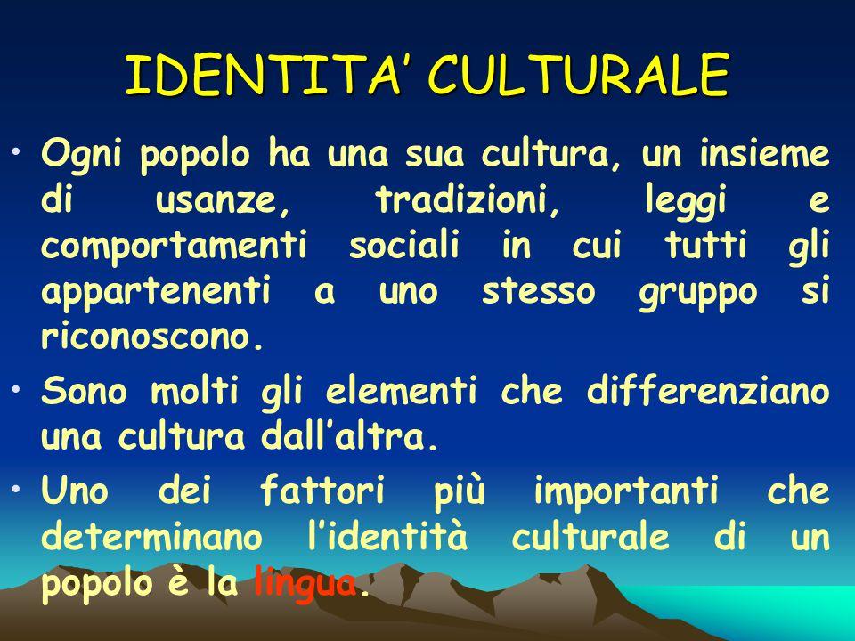UNITI E DIVERSI NELLO SPORT Lo sport è unimportante occasione per conoscere e apprezzare la diversità delle culture. I Giochi Olimpici viaggiano attra