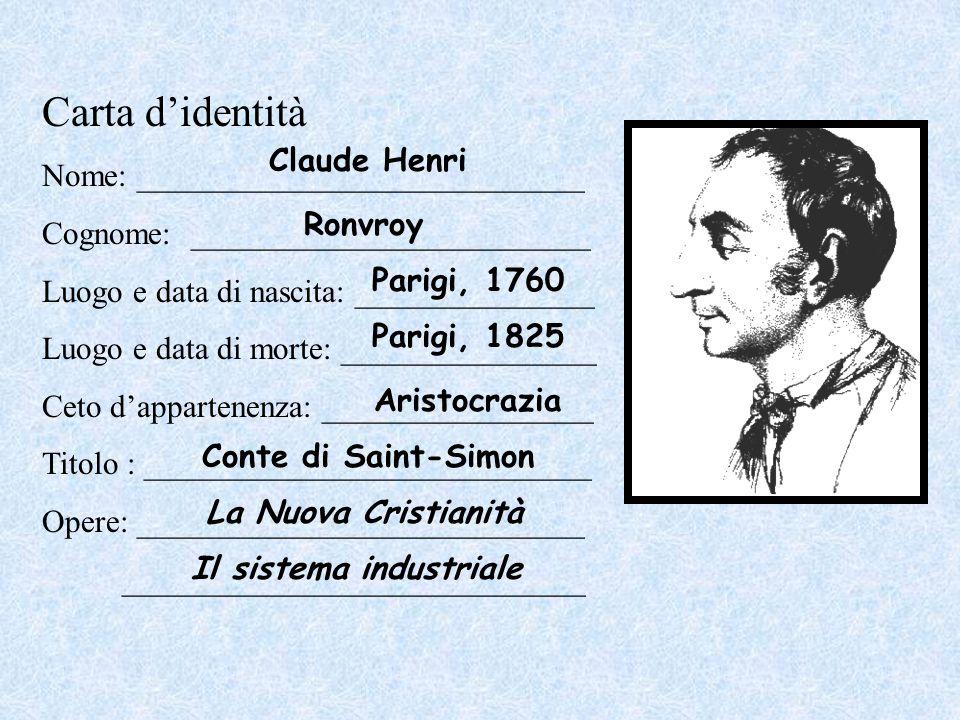 Carta didentità Nome: ____________________________ Cognome: _________________________ Luogo e data di nascita: _______________ Luogo e data di morte: