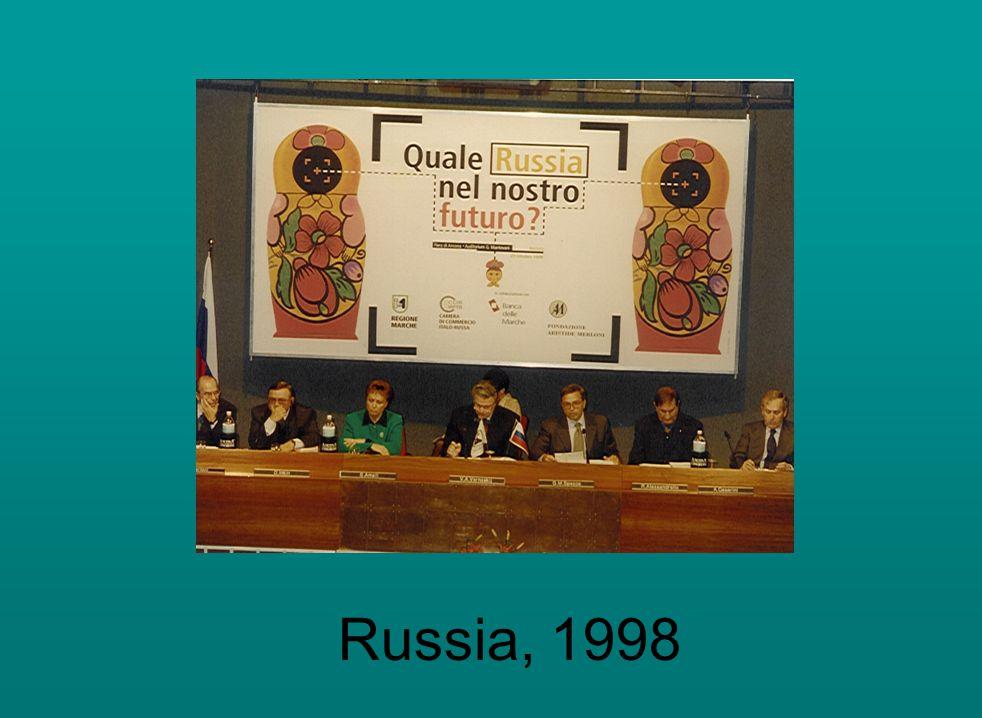 Russia, 1998