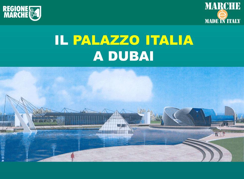 IL PALAZZO ITALIA A DUBAI