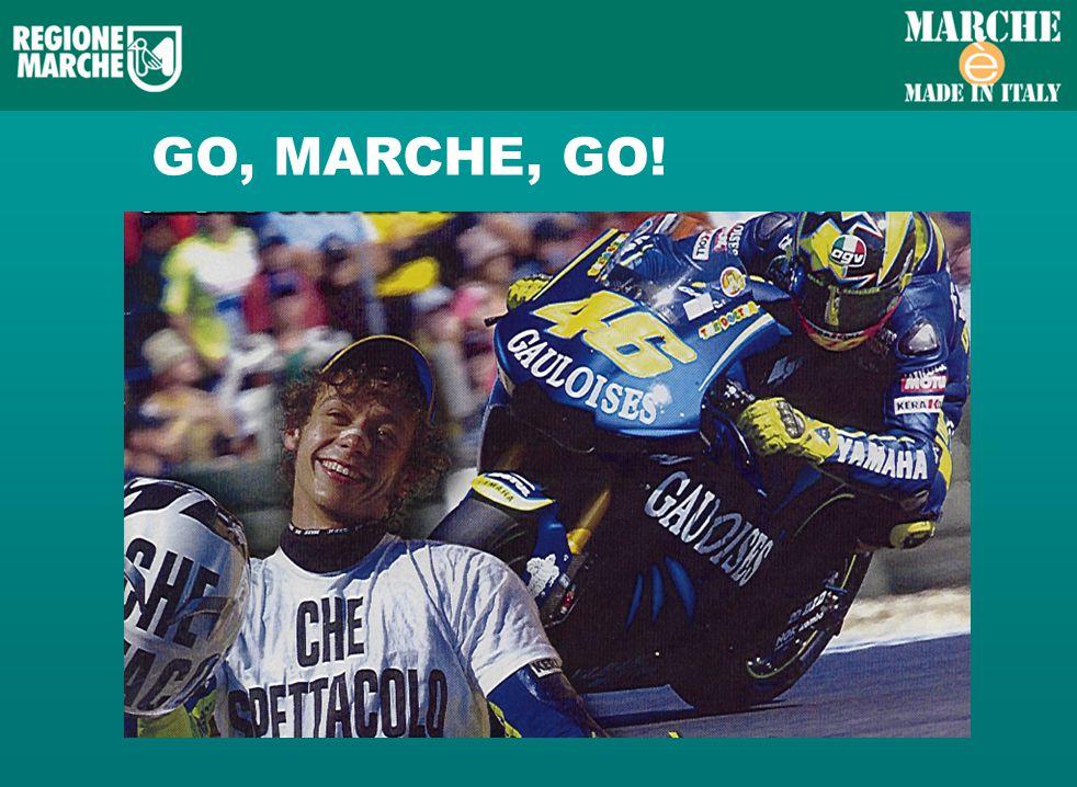 GO, MARCHE, GO!