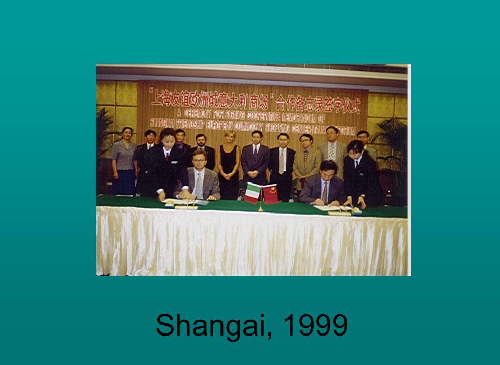 Shangai, 1999