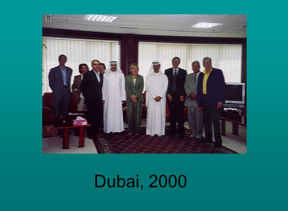 Dubai, 2000