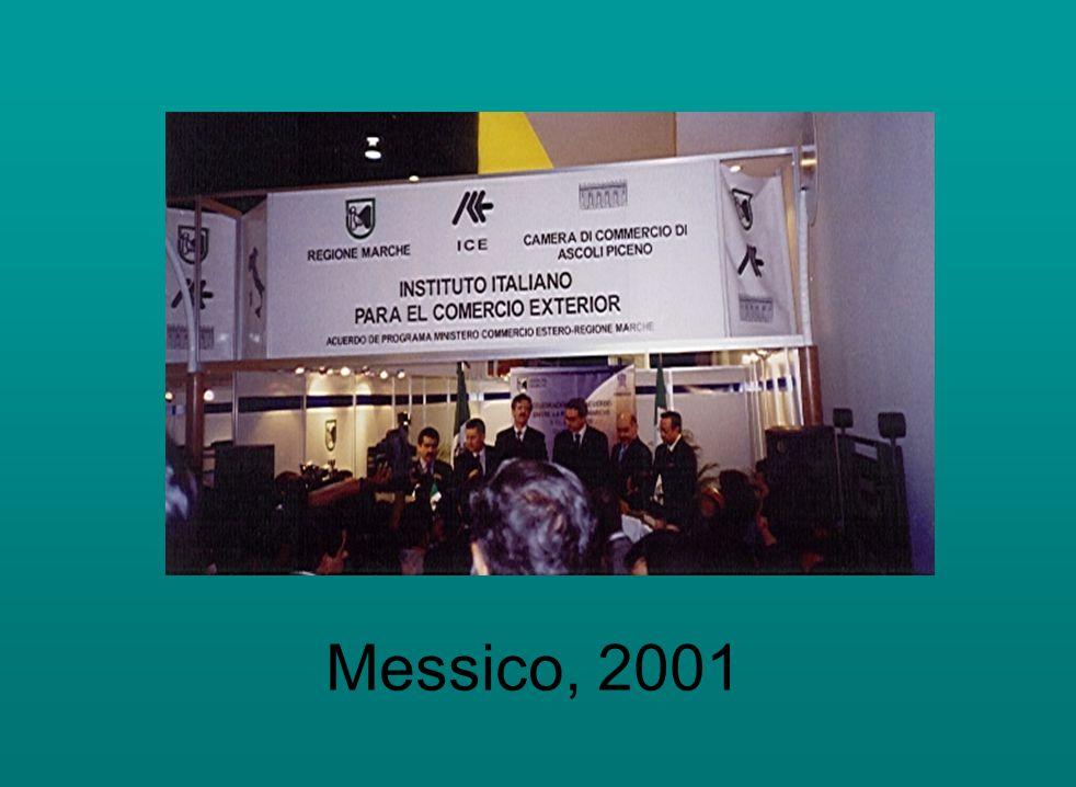 Messico, 2001