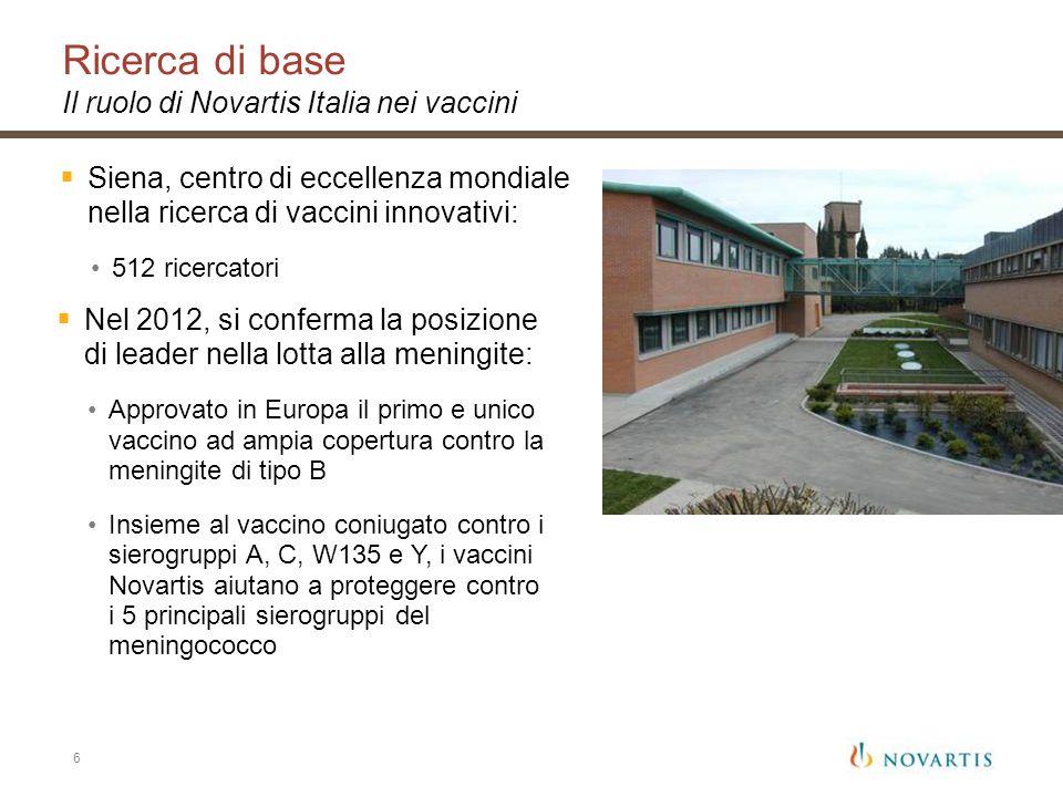 Produzione, risorsa strategica I siti industriali in Italia Torre Annunziata Polo strategico internazionale, tra i maggiori insediamenti farmaceutici del Mezzogiorno.
