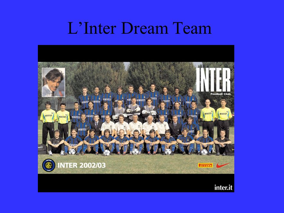 LInter Dream Team