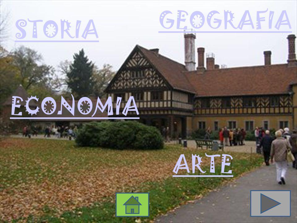 ECONOMIA ARTE GEOGRAFIA STORIA