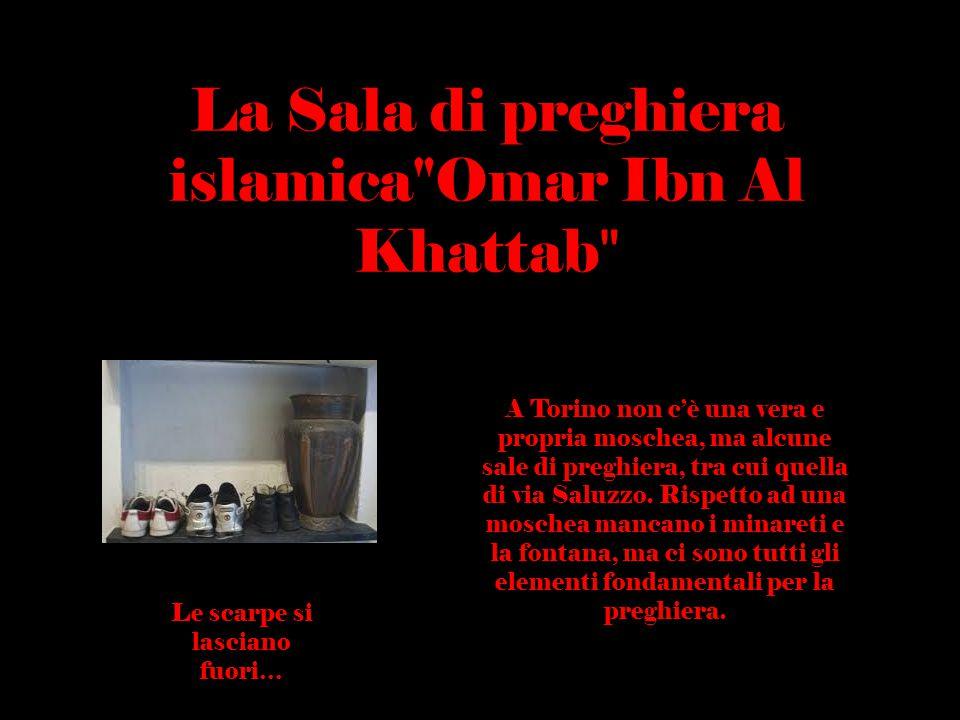 La Sala di preghiera islamica