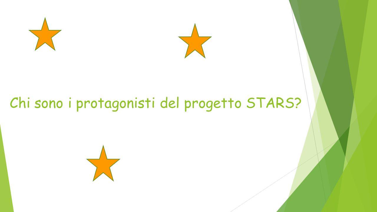 Chi sono i protagonisti del progetto STARS