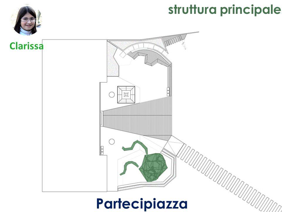 Partecipiazza struttura principale Clarissa