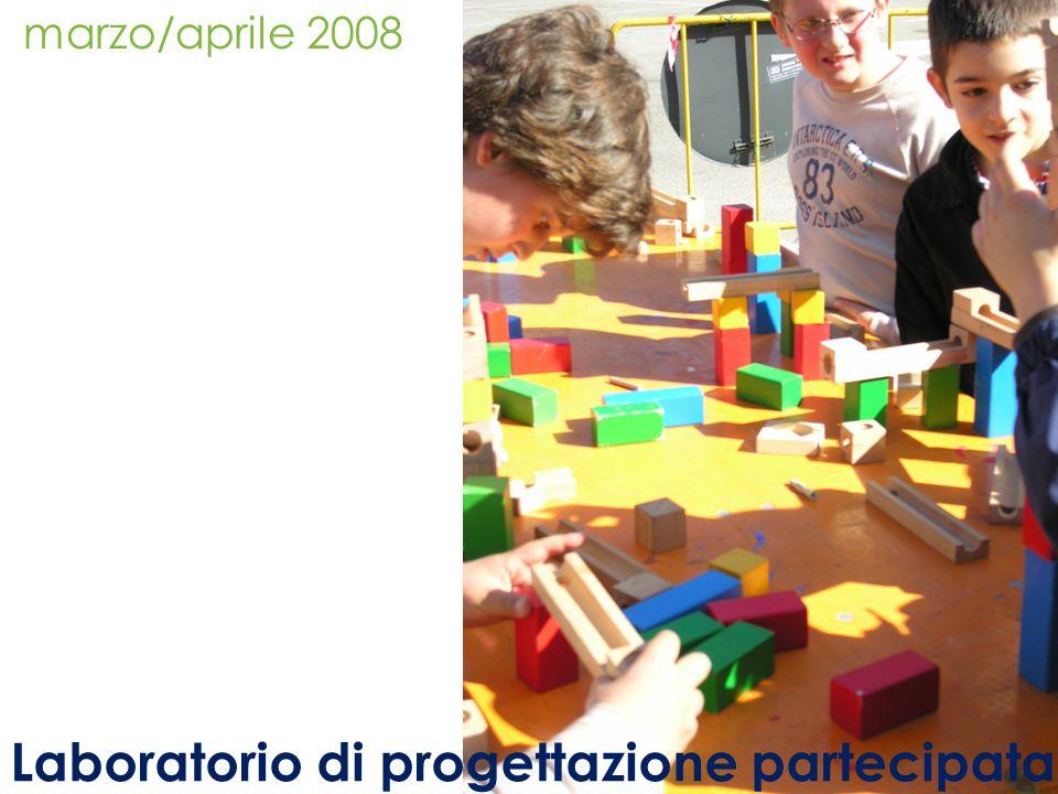 Laboratorio di progettazione partecipata marzo/aprile 2008