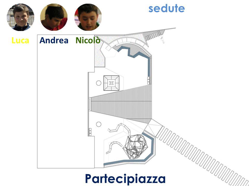 Partecipiazza sedute LucaAndreaNicolò