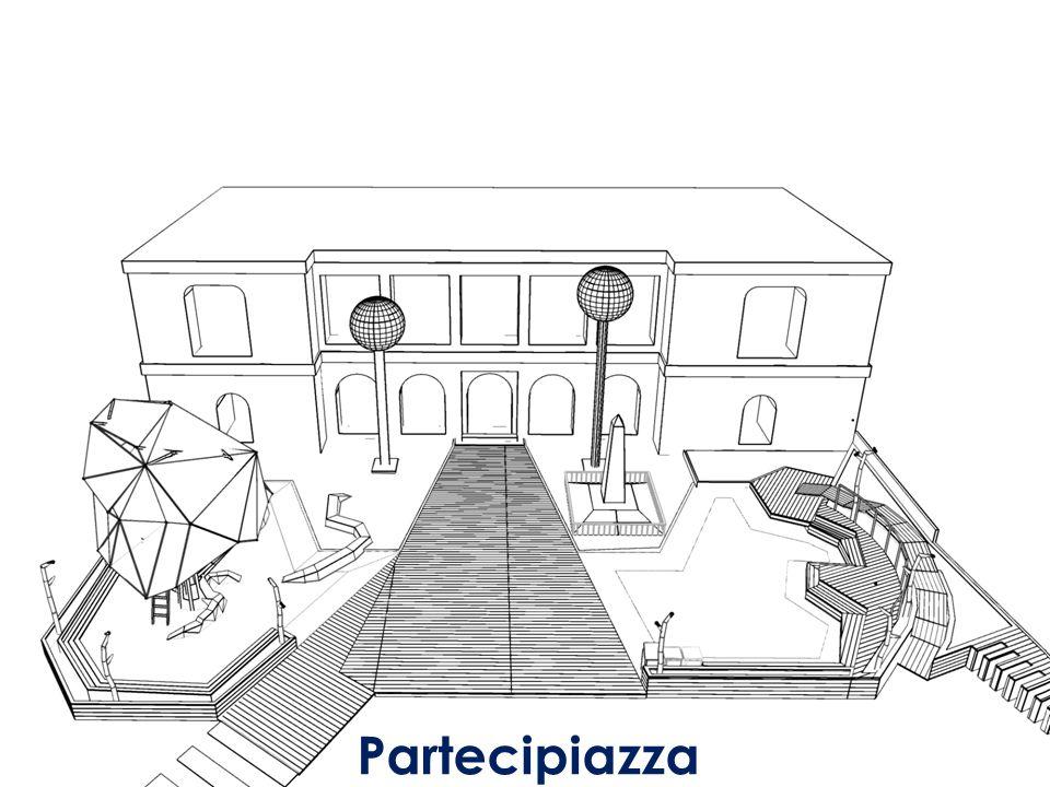 Partecipiazza struttura principale