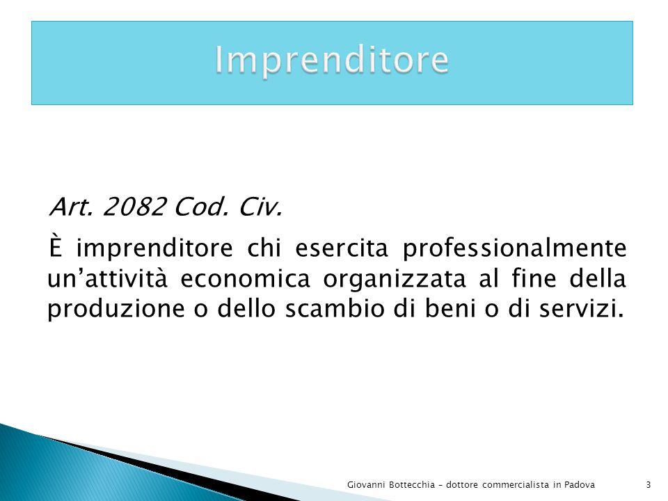 Art.2082 Cod. Civ.