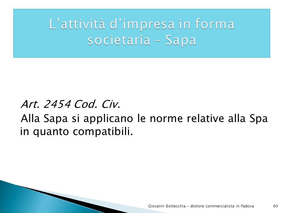 60Giovanni Bottecchia – dottore commercialista in Padova Art.