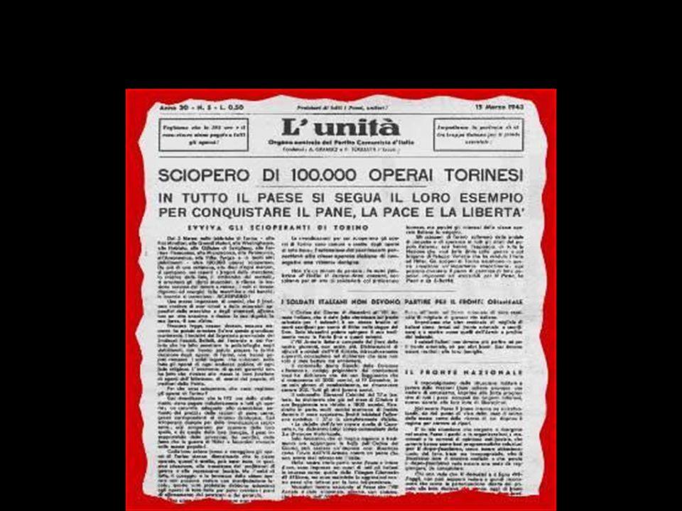 Le testate del dopoguerra 1956 – IL GIORNO, MILANO 1965 – Il sole 24 Ore (Confindustria) 1971 – Il Manifesto, Roma 1972 – Lotta Continua 1974 – Il Giornale di Indro Montanelli 1976 La Repubblica (formato tabloid) A.