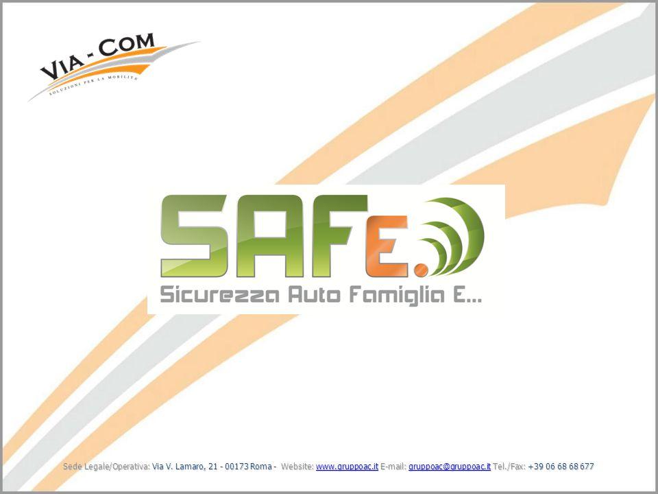 Sede Legale/Operativa: Via V. Lamaro, 21 - 00173 Roma - Website: www.gruppoac.it E-mail: gruppoac@gruppoac.it Tel./Fax: +39 06 68 68 677 www.gruppoac.