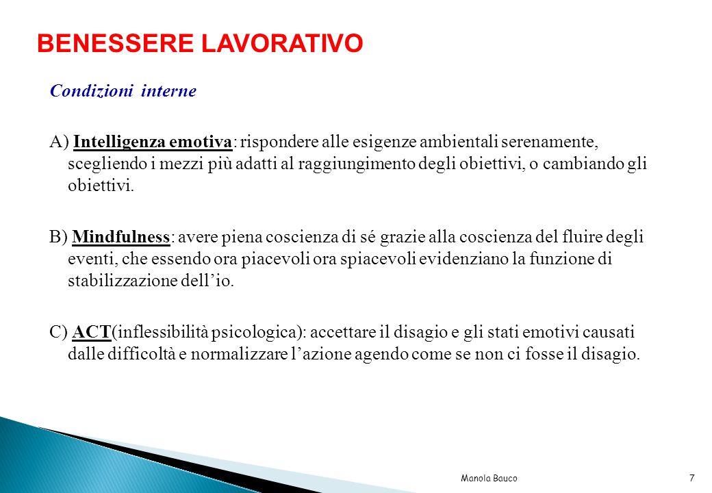 LE CAUSE DELLO STRESS 8Manola Bauco