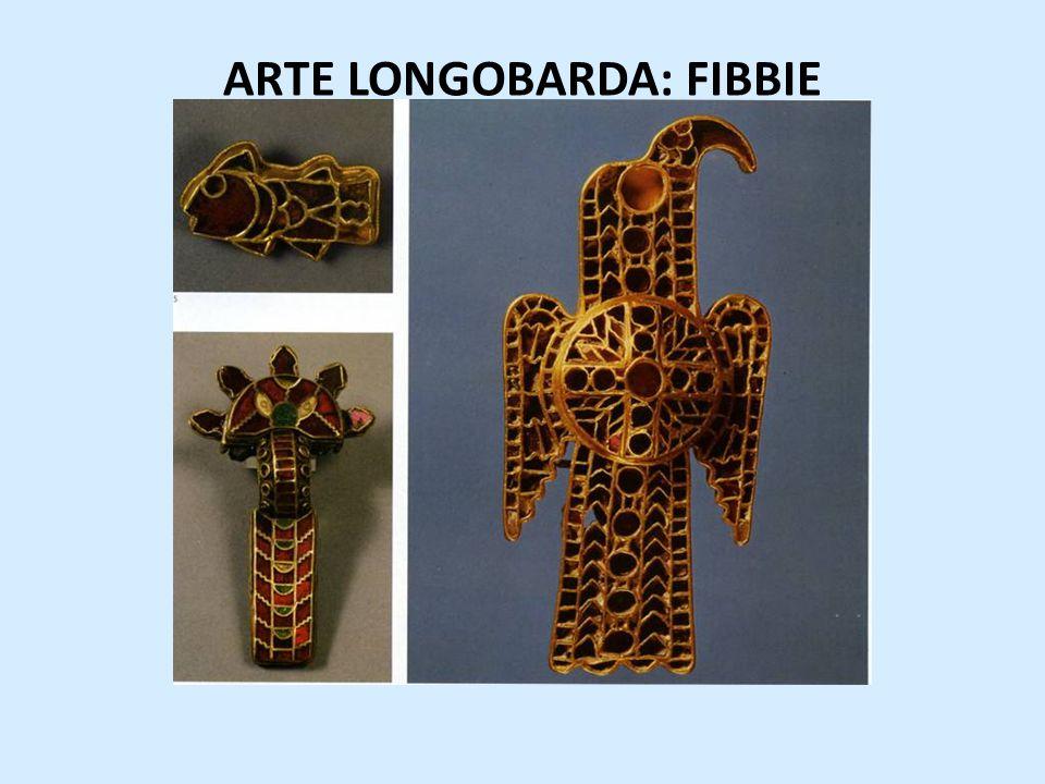 ARTE LONGOBARDA: FIBBIE