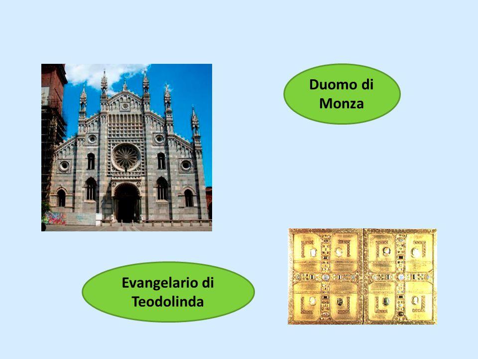 Duomo di Monza Evangelario di Teodolinda