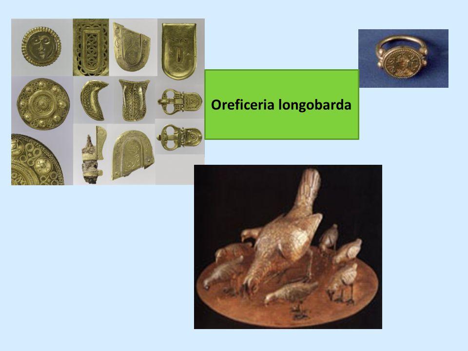 Oreficeria longobarda