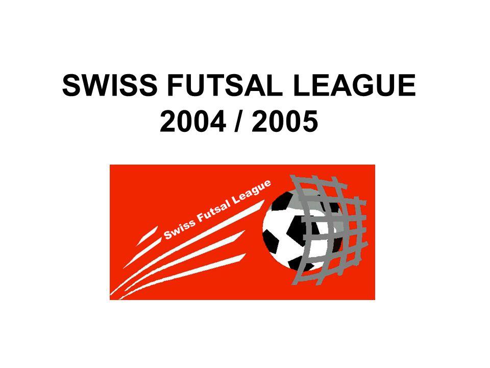 SWISS FUTSAL LEAGUE Gruppi di qualificazione Totale 39 Squadre FIRST NATIONAL LEAGUE 3a.