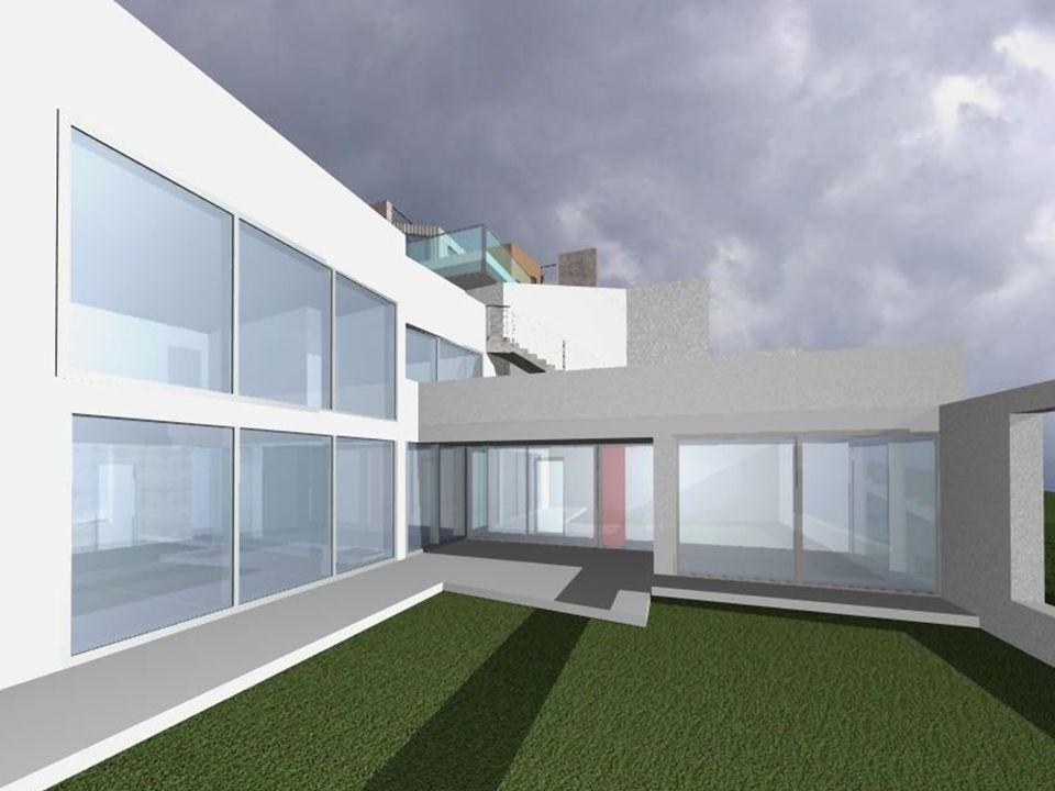 Scala Santa progetto per tre ville unifamiliari a basso consumo energetico HOLY STAIR studio di architettura arch.