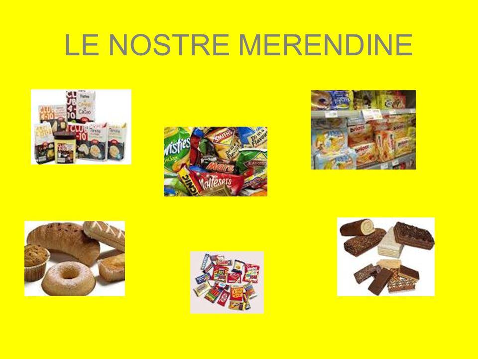 LE NOSTRE MERENDINE