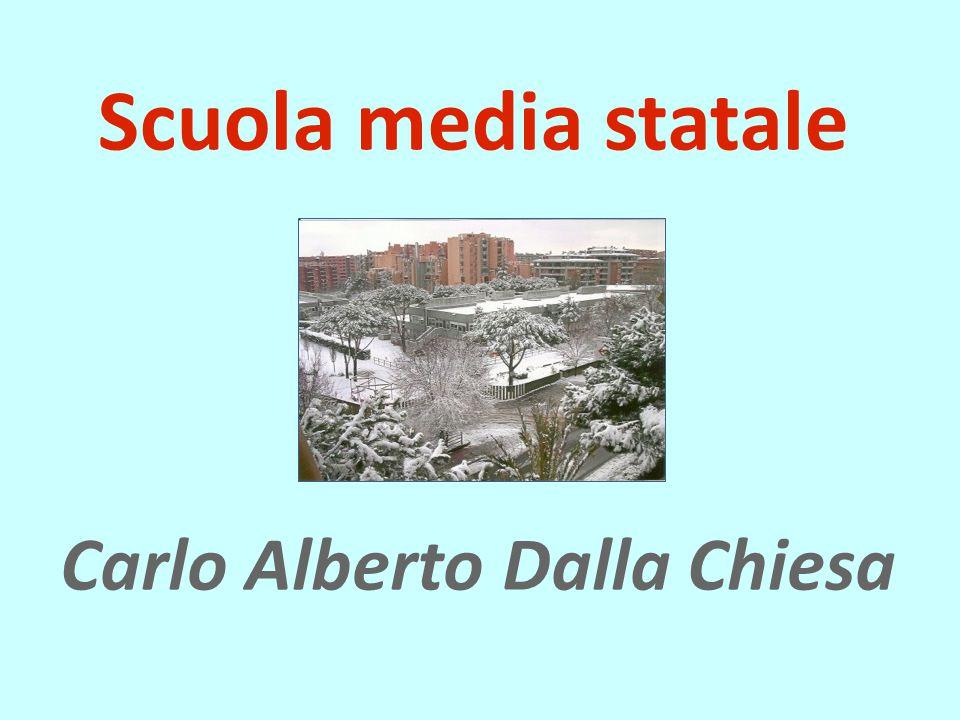 Carlo Alberto Dalla Chiesa Scuola media statale
