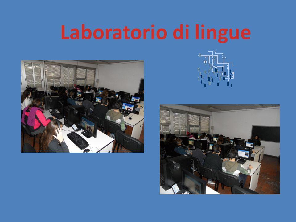 Laboratorio di lingue