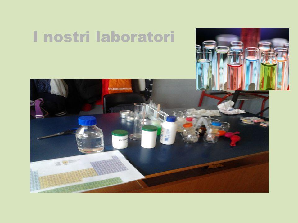 CASA laboratorio cenci