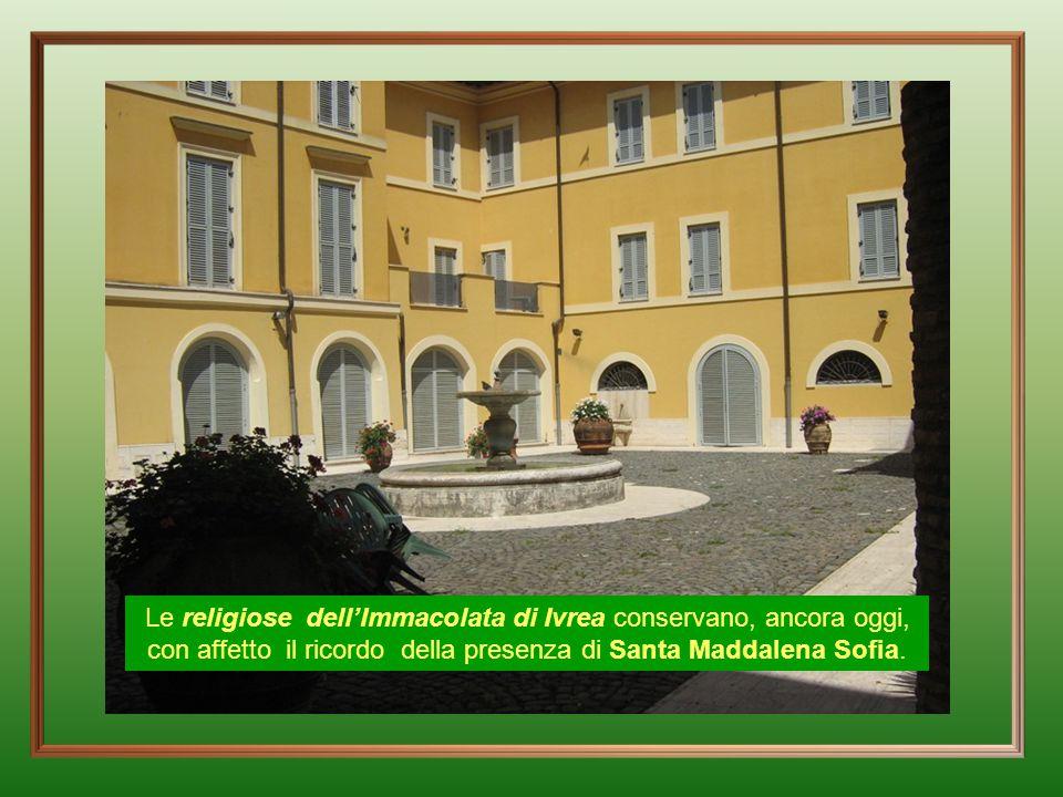 Entriamo pian piano … nei luoghi abitati da Santa Maddalena Sofia e delle Religiose del Sacro Cuore dal 1833 al 1917.