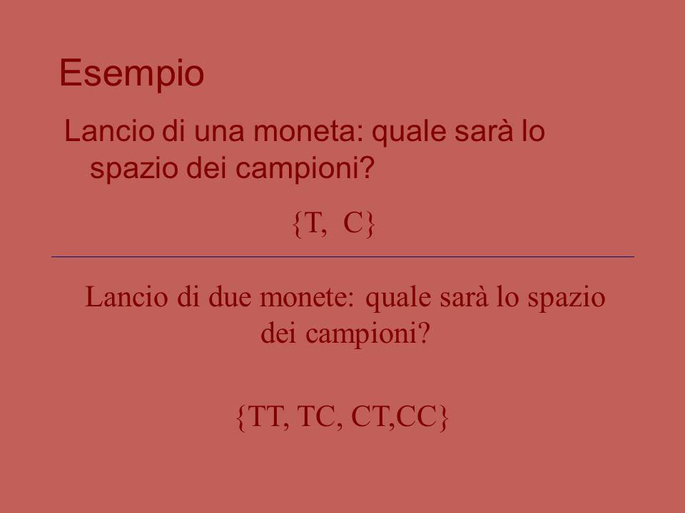 A= {TC, CT, TT} B= {TC, CC} A  B= {TC, CT, TT,CC} =S A'= {CC} A  B={TC,}