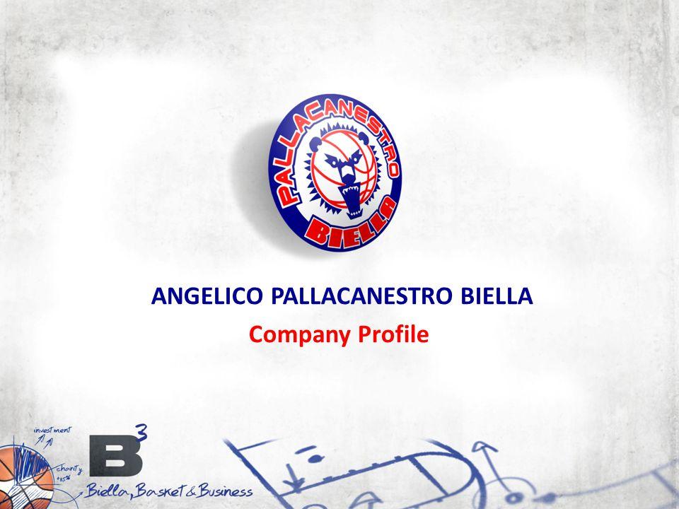 ANGELICO PALLACANESTRO BIELLA Company Profile